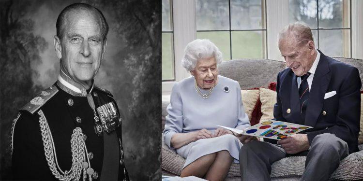 Prince Phillip, husband of Queen Elizabeth II of Great Britain passes away 1