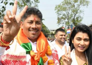 Assam: BJP 'downplays' minister Pijush Hazarika's threat to journalist with consequences 1