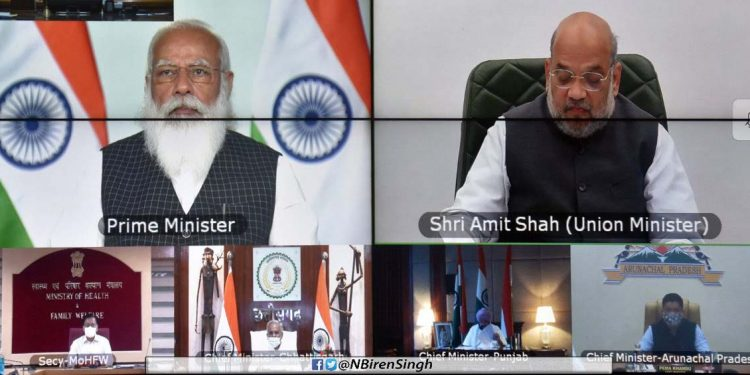 PM Modi on Covid19