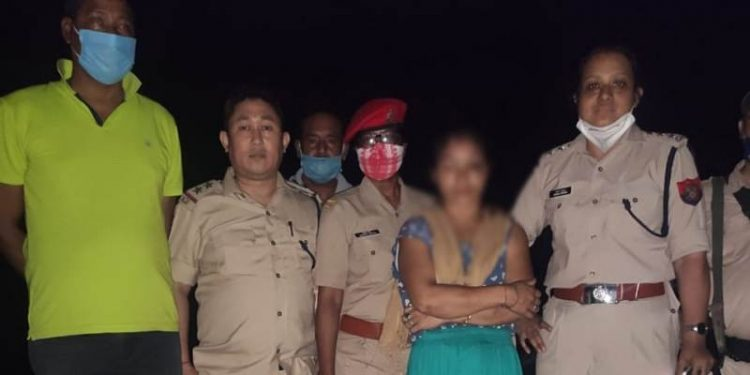 Assam: Two suspected drug smugglers arrested with heroine in Lakhimpur 1