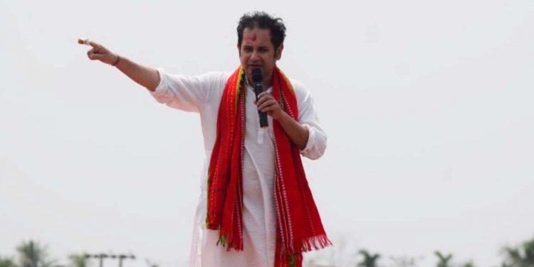 Pradyot Kishore Manikya Debbarma