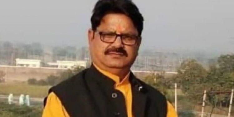 BJP MLA dies due to Covid-19 1