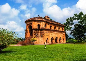 Second wave of COVID-19: All historical sites in India including Rang Ghar in Assam closed till May 15 1