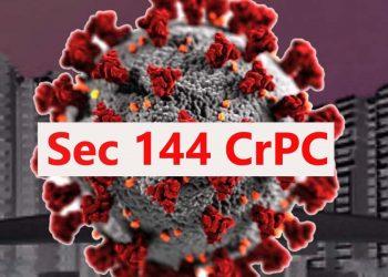 Sec 144 CrPC