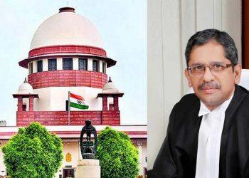 Supreme Court Chief Justice NV Ramana