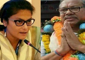 Sushmita Dev and Dilip Paul.