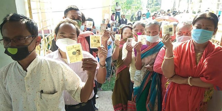 Tripura: Opposition alleges malpractice by BJP during voting day of TTAADC elections 1