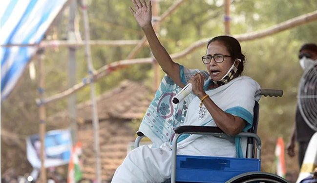 Bengal Assembly election: EC bans Mamata Banerjee from campaigning for 24 hours 1