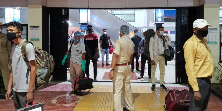 Second wave of COVID-19: Air travellers to undergo mandatory testing in all Assam airports upon arrival 1