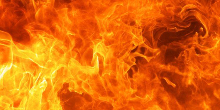 Assam: Fire guts four houses in Dibrugarh 1
