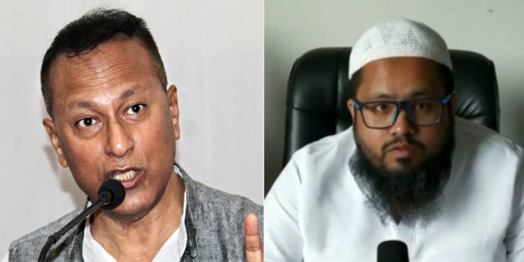 Assam Congress takes strong note of AIUDF's 'dadhi, tupi, lungiwallah Government' remark 1