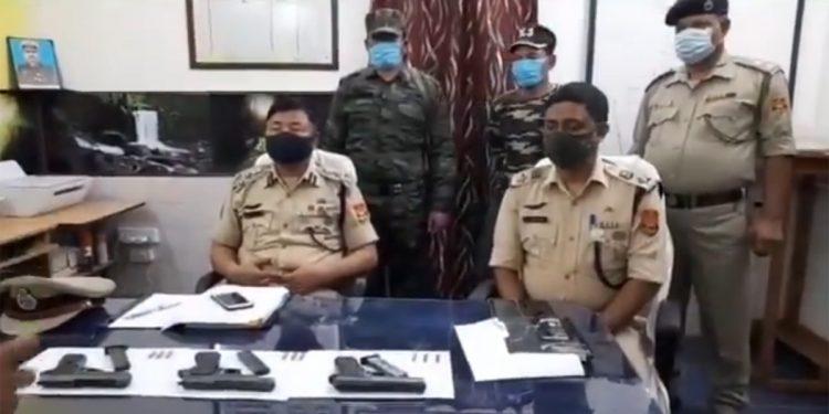 Tripura: Two hardcore NLFT cadres surrender 1