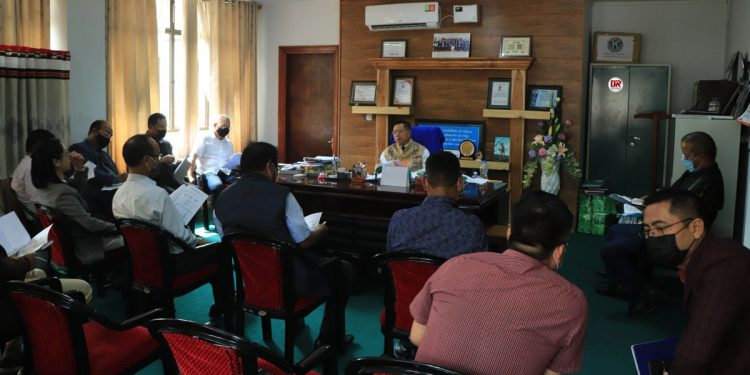 Second wave of COVID-19: Mizoram Government urges churches and NGOs to revive efforts to contain virus 1
