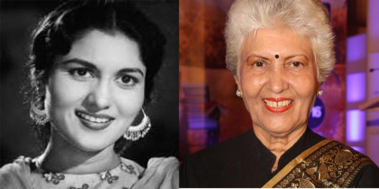 Veteran Bollywood actress Shashikala passes away 1