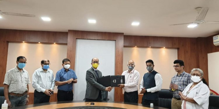 Assam Down Town University, B Borooah Cancer Institute collaborate for Academics and Research 1