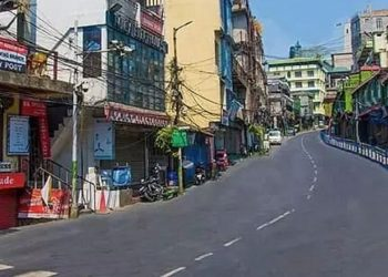 Mizoram COVID-19: Lockdown in Aizawl extended by 7 days 2