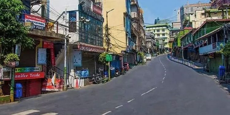 Mizoram COVID-19: Lockdown in Aizawl extended by 7 days 1