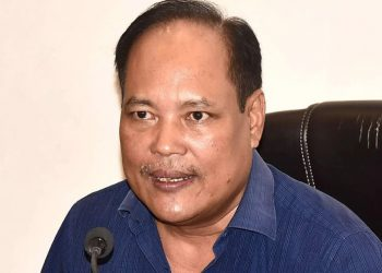 BJP leader and Rajya Sabha MP Biswajit Daimary likely to be next Assam Assembly Speaker 1