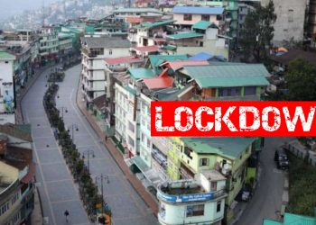 7-day total lockdown in Sikkim from May 17 2