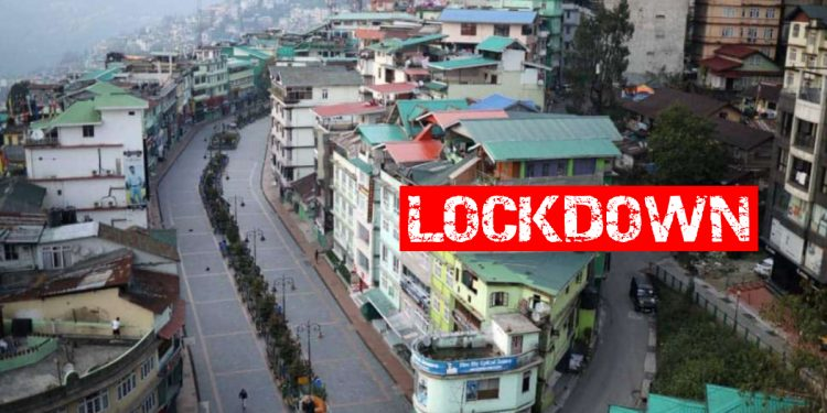 7-day total lockdown in Sikkim from May 17 1