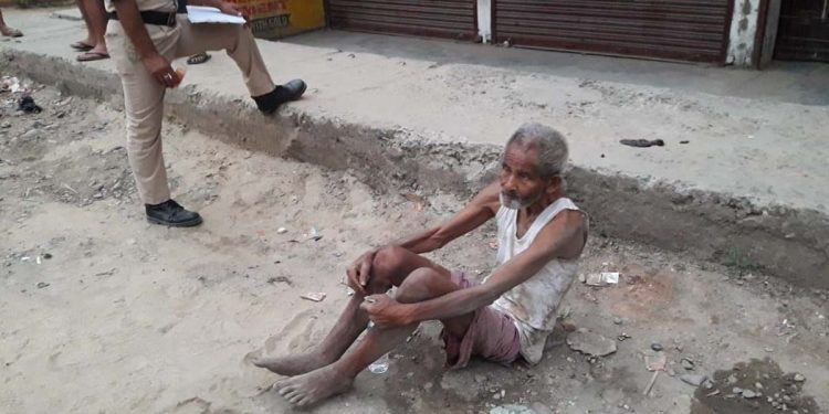 Abandoned man found in Jorhat