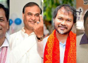 Assam Assembly election results