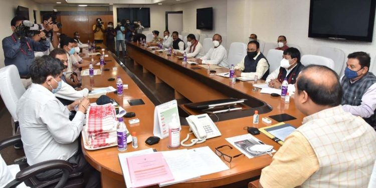 Assam Cabinet of Himanta Biswa Sarma
