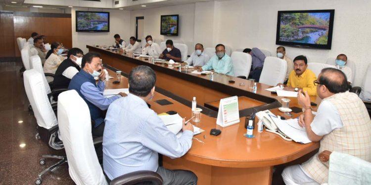 Assam Cabinet meeting 1