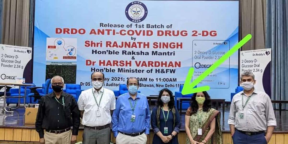 Assam scientist Jubilee Purkayastha helped DRDO develop anti-Covid drug 2-DG 2
