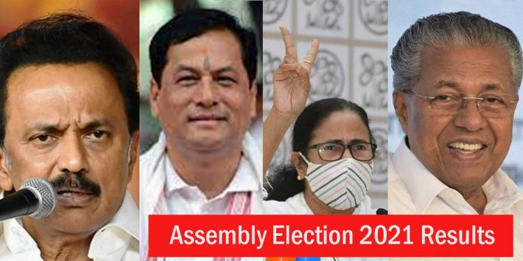Assembly elections 2021 results