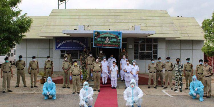 BSF Tripura