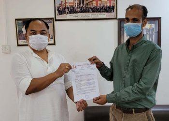 Barak Extended Team Dimapur