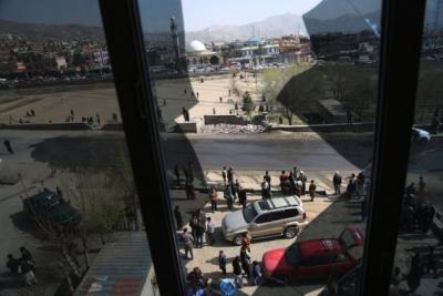 Kabul blast death toll rises to 33 1