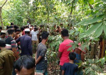 Body of youth found in Tripura