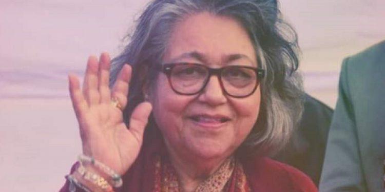 Tripura: Mother of Pradyot Deb Barman, 'Maharani' Bibhu Kumari Devi tests COVID-19 positive 1