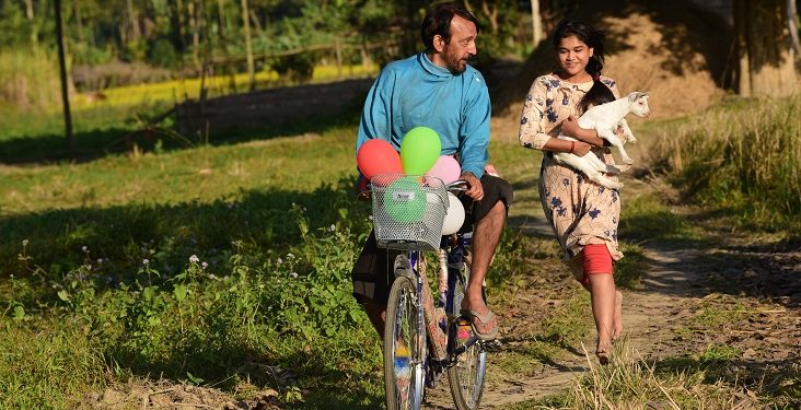 "Assamese film ""God on the Balcony"" to be screened at Shanghai International Film Festival 1"