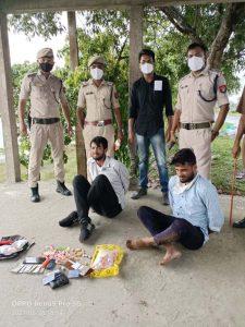 Assam: 2 drug peddlers arrested in Dhubri, brown sugar seized during joint operation 4