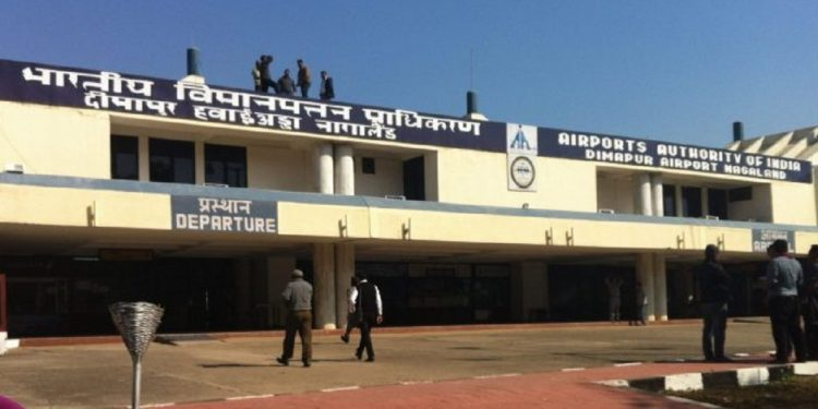 Nagaland: Flying of drones, UAVs banned around Dimapur airport 1