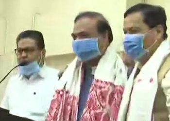 Himanta Biswa Sarma to take oath as Assam CM tomorrow at Srimanta Sankardev Kalakshetra in Guwahati 1