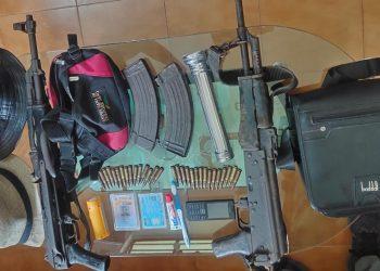 Assam: Three poachers arrested, two AK series rifles recovered near Kaziranga National Park 1