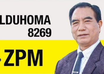 Mizoram: ZPM's Lalduhoma wins bye-elections to Serchhip Assembly Constituency 2