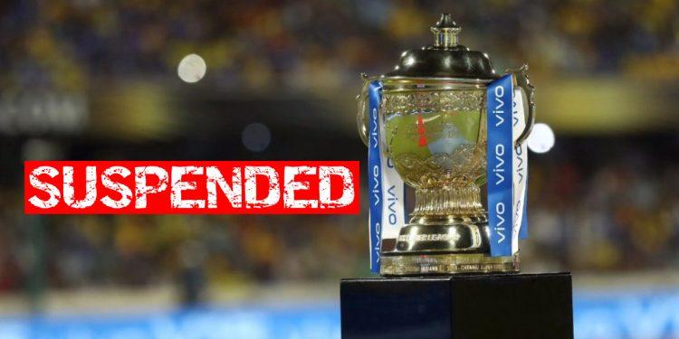 COVID-19 crisis: IPL 2021 suspended 1