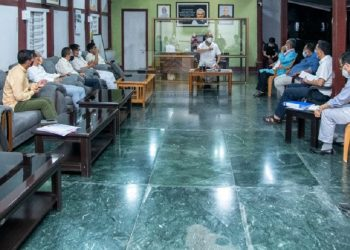 Manipur: CM Biren Singh holds emergency meeting as 20 more die due to COVID-19, nearly 600 new cases emerge 3