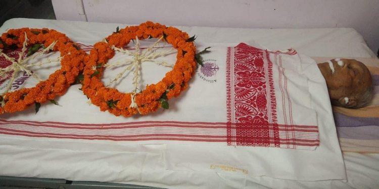 Homen Borgohain's last rites to be performed with national honours: Assam CM Himanta Biswa Sarma 1