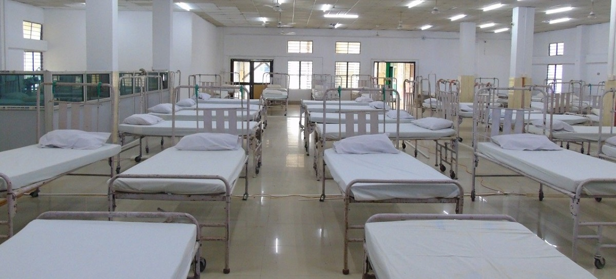 Assam: Army's 4 Corps sets up 45 oxygen beds, 5 ICUs at Tezpur Medical College Hospital in just 3 days 3
