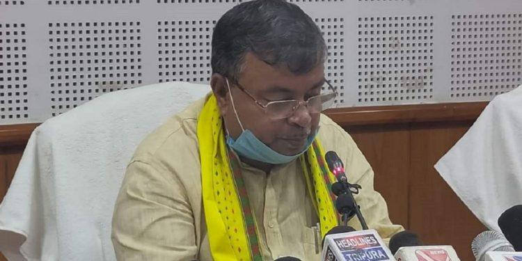 Tripura government forms Corona Crisis Management Groups 1