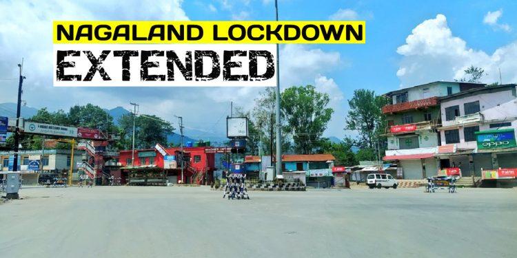 Lockdown extended in Nagaland till June 11 1