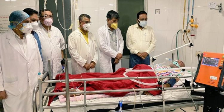 Assam: BPF MLA Majendra Narzary in critical condition as his post COVID complications 'intensified' 1