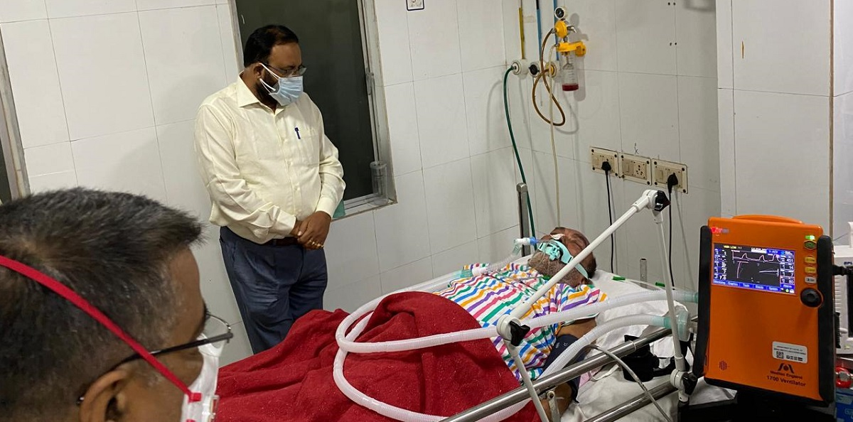 Assam: BPF MLA Majendra Narzary in critical condition as his post COVID complications 'intensified' 3