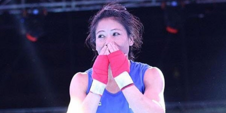 Asian Boxing Championship: Mary Kom loses final, settles for silver 1